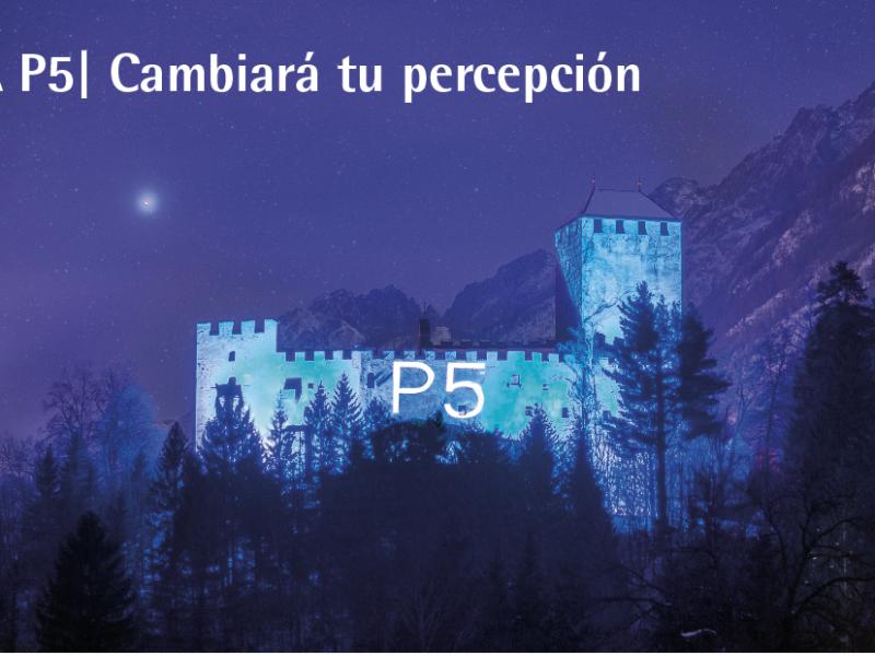 Presentación de la P5