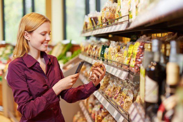 Mercado de las Etiquetas
