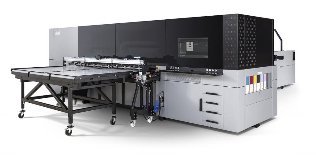 P5 250 WT, impresora multi-pass de base agua